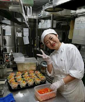 たくさんの人が行き交う活気ある空港で働いてみたい方、キッチンのお仕事に興味がある方、お待ちしています